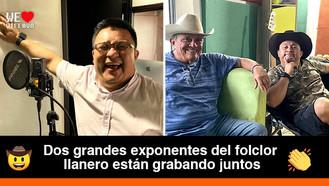 """Walter Silva y el """"Cholo"""" Valderrama sorprenden a sus seguidores"""
