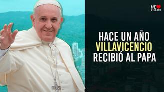 Las mejores frases del Papa en su visita a Colombia