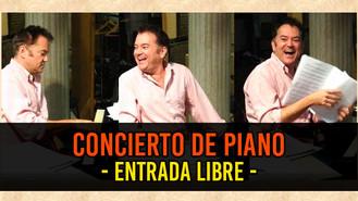 El piano viaja por Colombia con Mac McClure
