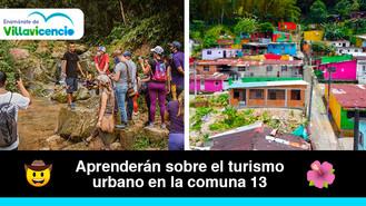 """Jóvenes del """"Parque Cerro de Colores"""" de Villavicencio viajarán a Medellín"""