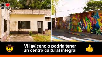 Construirán un escenario para el arte y la cultura donde funcionó el Fondo Rotatorio