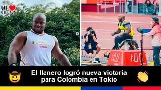 El villavicense Mauricio Valencia ganó medalla de plata en los Paralímpicos