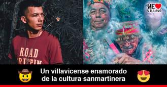 Juan Sebastián Benjumea, el fotógrafo que ha capturado la magia de las Cuadrillas de San Martín