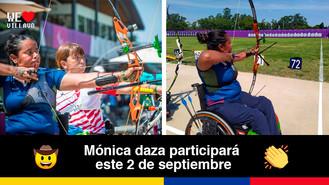 Arquera del Meta representará a Colombia en los Paralímpicos de Tokio 2020