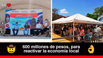 """""""El Fondo Público de Desarrollo Local"""" beneficiará a microempresas de Villavicencio"""