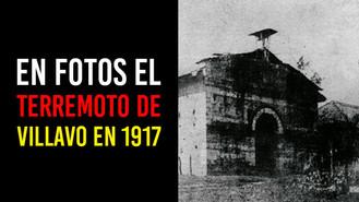 Hace 100 años Villavicencio fue azotada por un terremoto