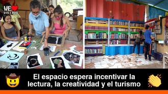 Habitantes del asentamiento humano Villa Lorena crearon una biblioteca comunitaria