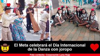 Primer Concurso Relámpago Virtual de Parejas de Baile Joropo Tradicional