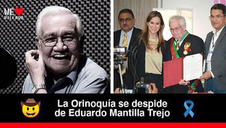 Falleció Eduardo Mantilla Trejo uno de los escritores más influyentes del llano