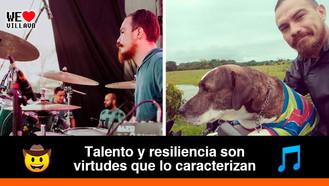 Chepe Muñoz, un villavicense que se ha dedicado a formar talentos musicales