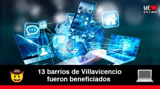 Más de 8.000 estudiantes de Villavicencio tienen acceso a internet gratuito