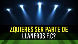 Llaneros F.C. abre convocatorias para sub 15 y sub 17