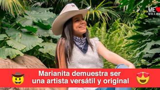 Marianita López, cantante de música  llanera incursiona en el pop urbano