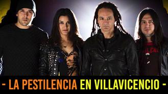 La Pestilencia se presenta en el primer Villarock