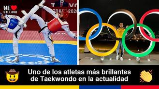 Jefferson Ochoa es el primer deportista olímpico de Maní (Casanare)