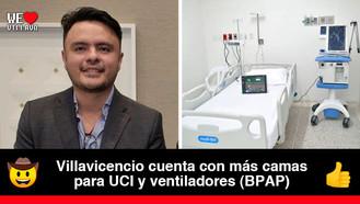 Villavicencio ha aumentado a 153 camas UCI para atender la emergencia por COVID-19