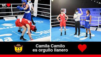Llanera venció a deportista de Turquía en Mundial de Boxeo en Polonia