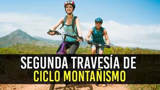Abren inscripción para participar de la Travesía de Ciclo-montañismo