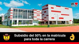 Inscripciones abiertas en la sede de Unillanos en Granada, Meta