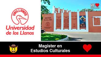 Inscripciones abiertas para la Maestría en Estudios Culturales de la Unillanos