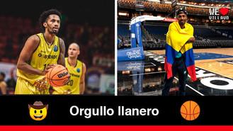 La increíble historia de Braian Angola, el basquetbolista llanero que sueña con llegar a la NBA
