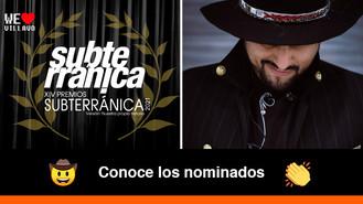 El llano estará presente en los Premios Subterránica Colombia 2021