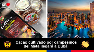 Choko Met, la empresa llanera que representará a Colombia en Expo Dubái 2021