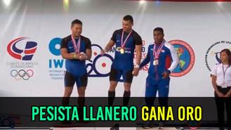 Hugo Montes ganó oro en los Panamericanos y rompió record