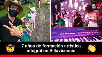 ChikiMusic, el centro cultural y deportivo para niñas, niños y jóvenes en Villavicencio