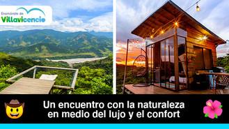 5 glampings de Villavicencio para vivir una experiencia inolvidable