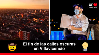 Villavicencio ya cuenta con su propia empresa de alumbrado público