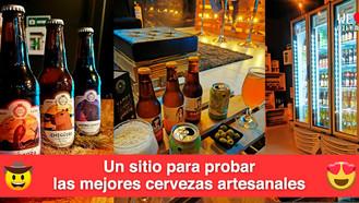 Depósito Boutique Cervecera, 16 tipos de cerveza artesanal en Villavicencio