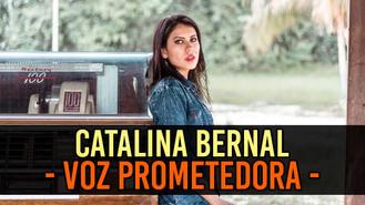 La voz de Catalina Bernal, talento llanero