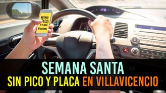 Autoridades anuncian suspensión de Pico y Placa para Semana Santa