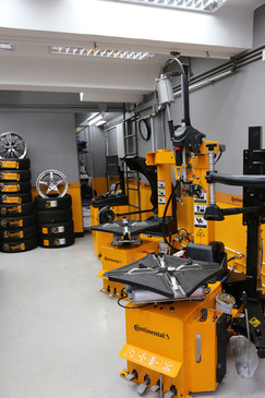 成達膠輪專業輪胎設備