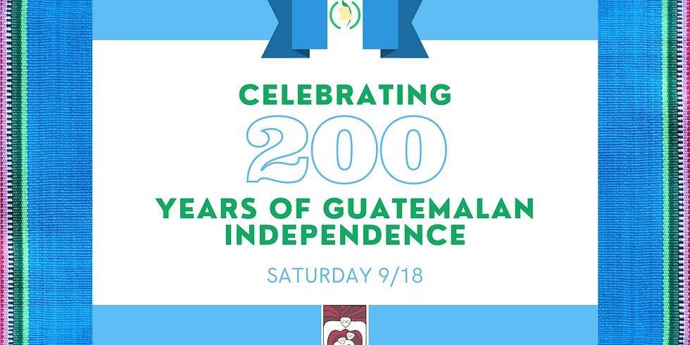 Guatemalan Independence Day Celebration 2021
