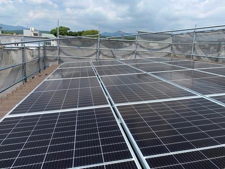 セキスイ瓦U太陽電池取付金具製作⑫