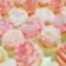 Pink cupcakes in girly glam mode_#Vanill