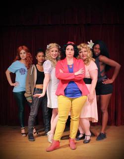 Disenchanted cast promo shot