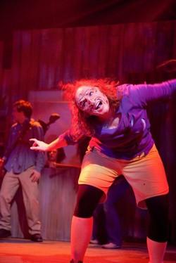 Cheryl-'Evil Dead the Musical'