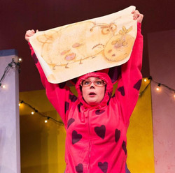 Rosalita the Chihuahua-'Skippyjon Jones the musical'