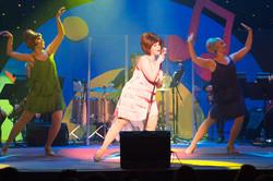"""Beehive:1960s musical"""