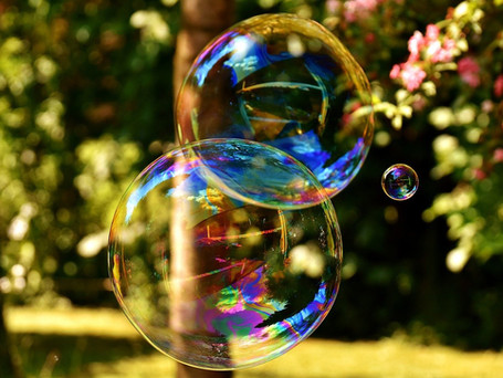 Beating the Bubble Horse