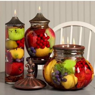 Decorative Oil Candles