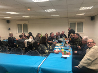 Diner de la Saint Sébastien - 2019