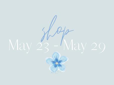 May 23 - May 29