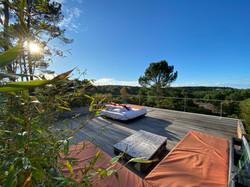 Roof top sur la canopée