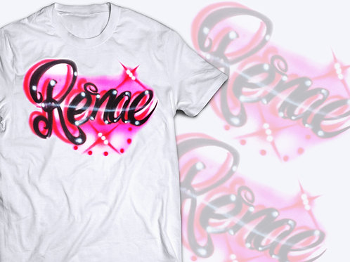 Renae Script Style