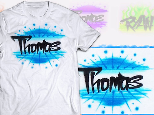 Thomas Jagged Style