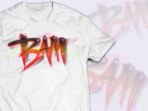 Bam 2 tone Scratch Style